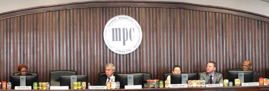 MPC Board Food Drive Challenge