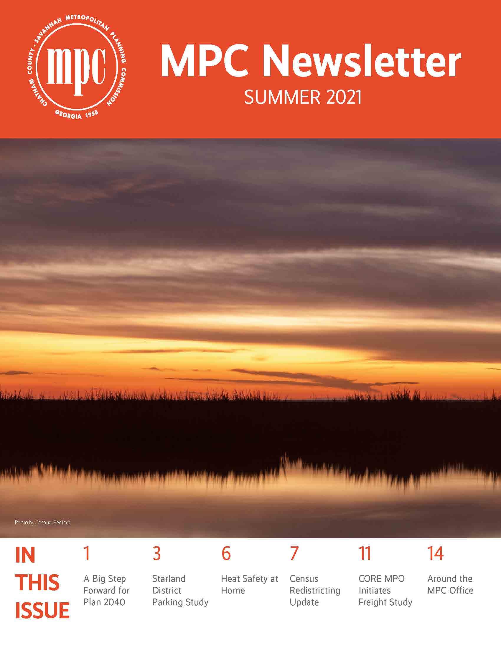 MPC Summer Newsletter
